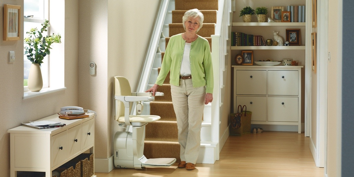 Stair lifts for your home