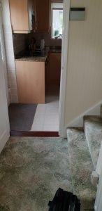 Straight stairlift installation Weeks Maidstone Kent 7