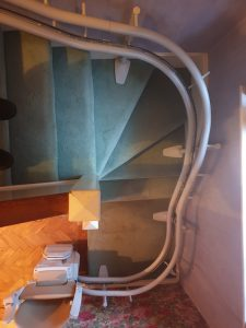Curved-Stairlift-Gravesend