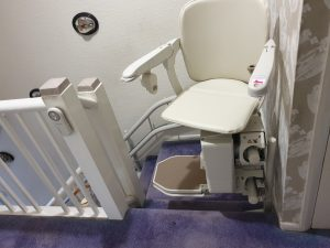 Curved-Stannah-600-Stairlift-Dartford