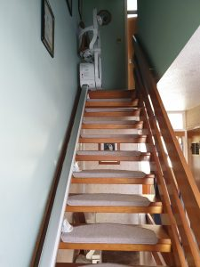 Stannah 600 Stairlift Folkstone